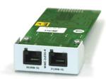Модуль с двумя портами ИКМ-15 и функцией аварийной коммутации портов Zelax MIME-2xE05-R