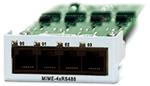 Телефонный модуль Zelax MIME-4xRS485I