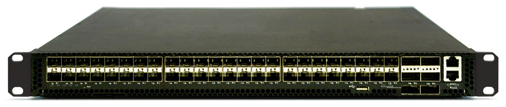 Коммутатор Top-of-Rack Zelax ZES-5054XQ-ACR